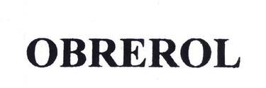 OBREROL25商标分类