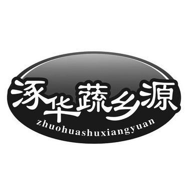 涿华蔬乡源31商标分类